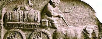 Le botti di legno nel mondo antico